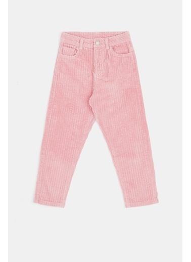 Tyess Kız Çocuk Pembe Pantolon 20Fw0Tj4210 Pembe